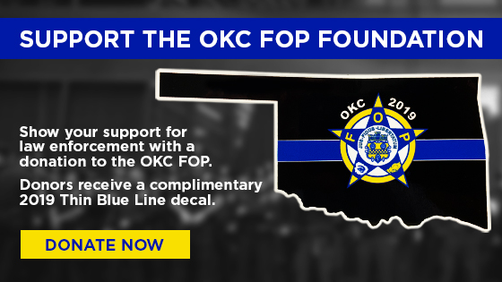 Support the OKC FOP Foundation